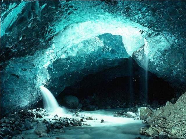 The Ice Cave Zzzzzz
